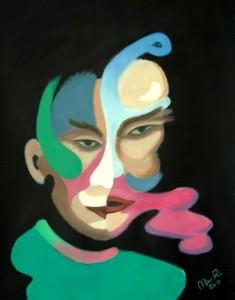 2010 Le peintre